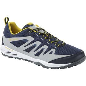 Columbia Vapor Vent - Chaussures Homme - gris/bleu